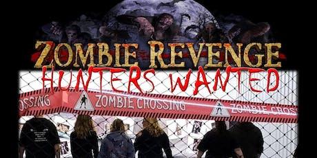 Zombie Revenge - (CANCELED DUE TO FAMILY ILLNESS) tickets