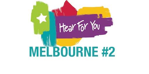 Hear For You Victoria Life Goals & Skills Blast - Melbourne #2 2019