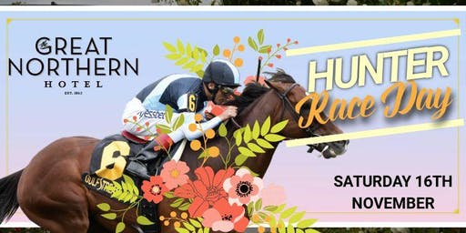 Hunter Race Day - 16th November 2019