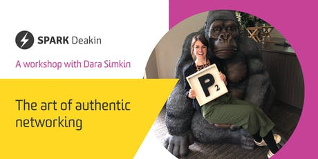 Workshop: The Art of Authentic Networking tickets