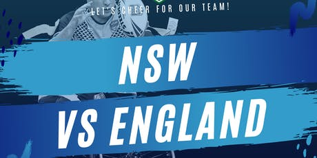 Wheelchair Rugby League - NSW v England tickets