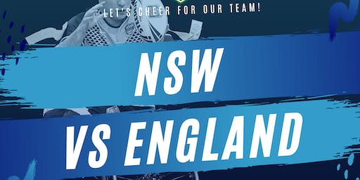 Wheelchair Rugby League - NSW v England