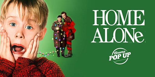 Cinema Pop Up - Home Alone - Hastings