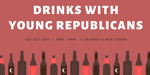 Drinks with Young Republicans