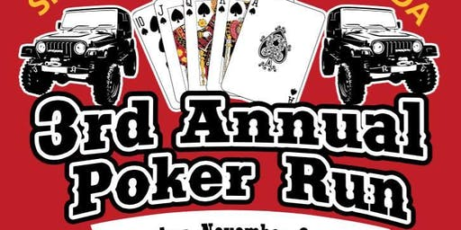 3rd Annual Special Olympics Florida - Clay County Poker Run