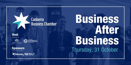 Business After Business Networking Evening  tickets