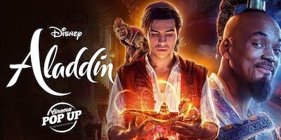 Cinema Pop Up - Aladdin - Lilydale