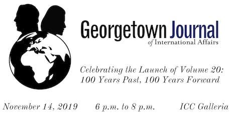 GJIA Centennial Edition Launch Event tickets