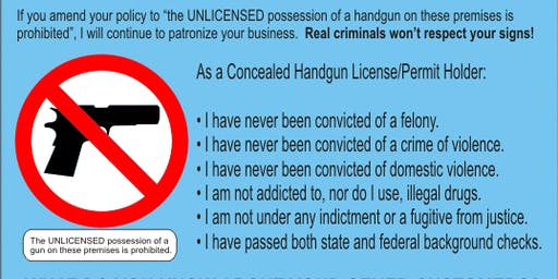 KS Concealed Carry License certification course
