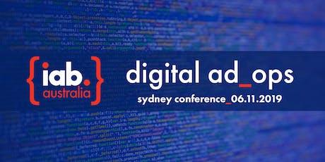 IAB Digital Ad Ops Conference - Sydney tickets