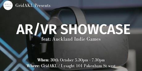 GridAKL AR/VR October Showcase tickets