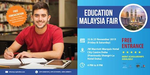 EDUCATION MALAYSIA FAIR IN QATAR