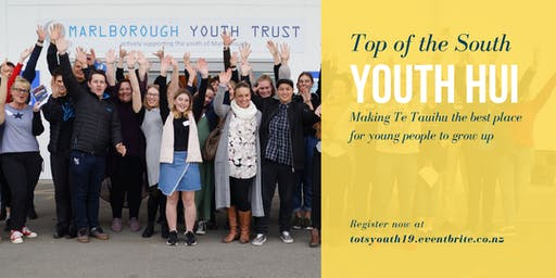 Final Top of the South Youth Hui for 2019