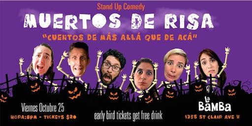 Muertos de Risa - Stand Up Comedy