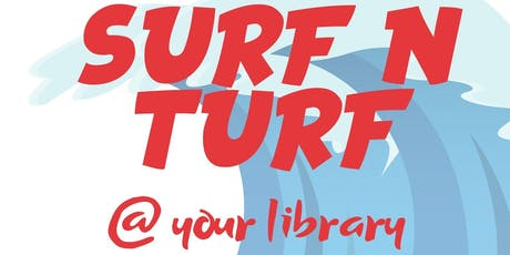 Surf 'n' Turf @ Nowra Library tickets