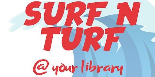 Surf 'n' Turf @ Nowra Library
