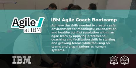 IBM Agile Coach Bootcamp - Armonk, New York tickets