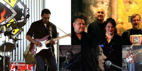 The Black & Blues Show: Sista Sarah & Pocket of Bones & David Noriega tickets