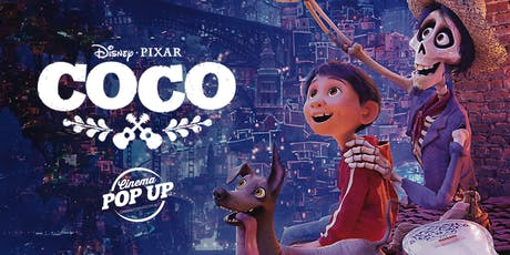 Cinema Pop Up - Coco - Frankston tickets