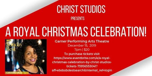 A Royal Christmas Celebration by Christ Studios