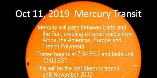 Last Mercury Transit till 2032!