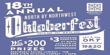 North by Northwest 18th Annual Oktoberfest tickets
