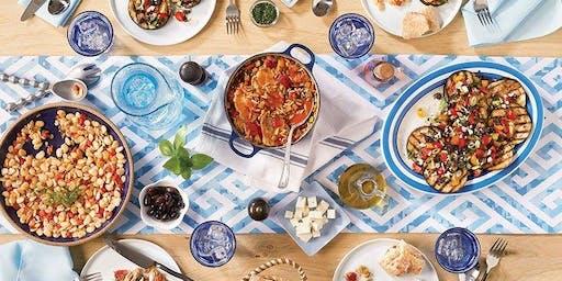 Tastes of the World - Greek  Cuisine