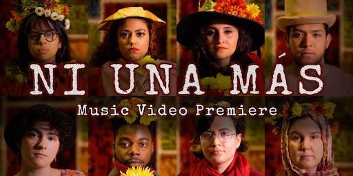 """""""Ni Una Más"""": A Protest Song - Music Video Premiere"""