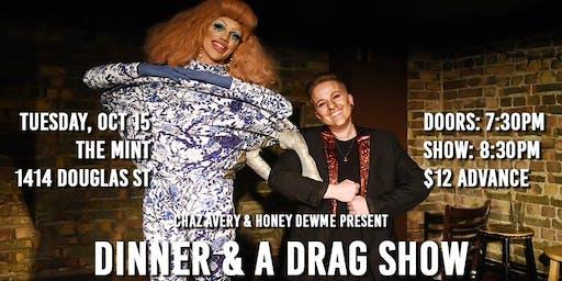 Dinner & A Drag Show VIII