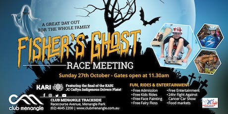 Fisher's Ghost | Family Fun Day tickets