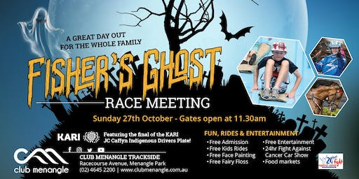 Fisher's Ghost | Family Fun Day