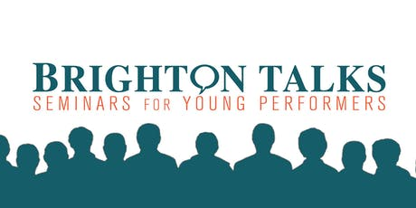 Brighton Talks:  Talent Manager Annet McCroskey tickets