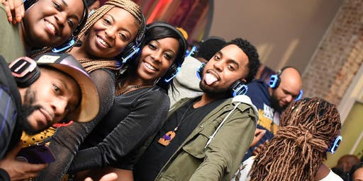 SILENT TRAP PARTY PROVIDENCE: TRAP VS 90s VS Reggae 'VIBE Lounge'