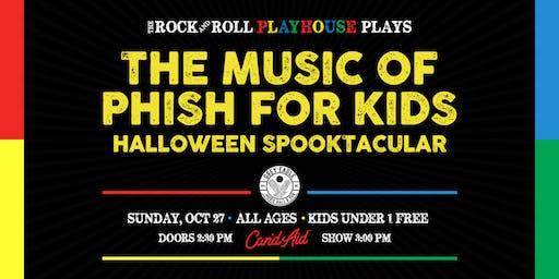 Music of Phish for Kids Halloween Spooktacular