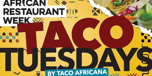 Taco Tuesdays - October 15