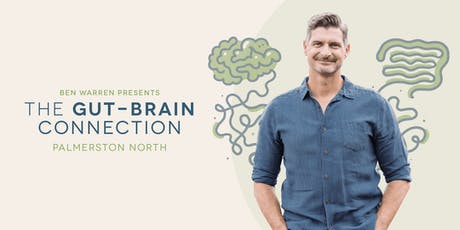 The Gut-Brain Connection –Palmerston North tickets