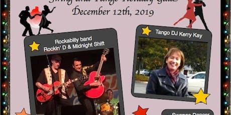 Swango NJ - Swing & Tango Holiday Gala tickets