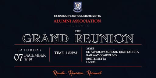 SSSEB Alumni Reunion