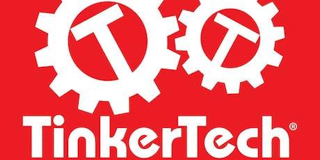 TinkerTech Inventors Grades 1-2 at 422 Tamal Plaza tickets