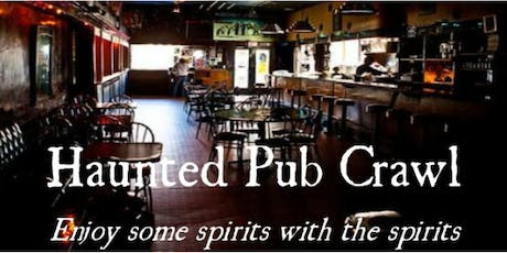 The Haunted Pub Crawl of Crown Point! tickets