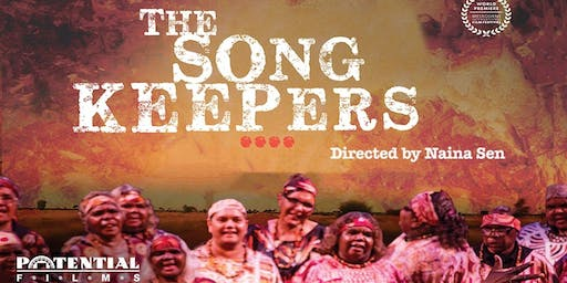 Kanopy Film Club: The Song Keepers - Taree