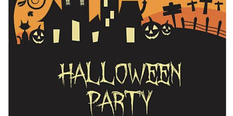 Halloween house party tickets