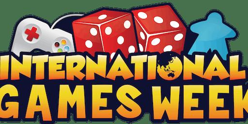 International Games Week - Lunchtime Scrabble