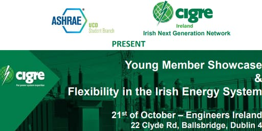CIGRE Young Member Showcase & Flexibility in the Irish Energy System