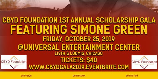 1st Annual CBYD Foundation Scholarship Gala