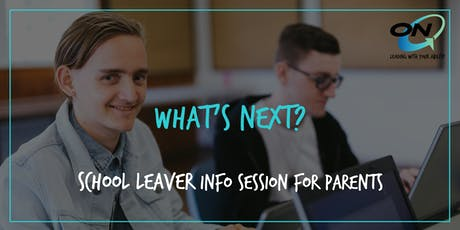 What's Next? Palm Beach School Leaver Employment Info Session tickets