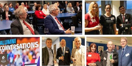 Alumni Conversations- Newcastle Business School Postgraduate Alumni Reunion tickets