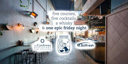 Mr. Pickles x Cardrona Distillery - one epic friday night