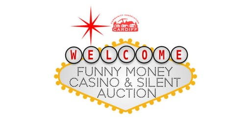Cardiff Funny Money Casino and Silent Auction