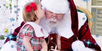 PJ Party With Santa